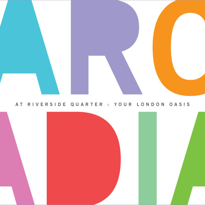 Arcadia cover page